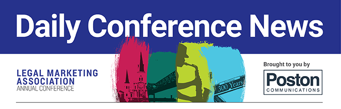 2018 Legal Marketing Association Conference News: Welcome to